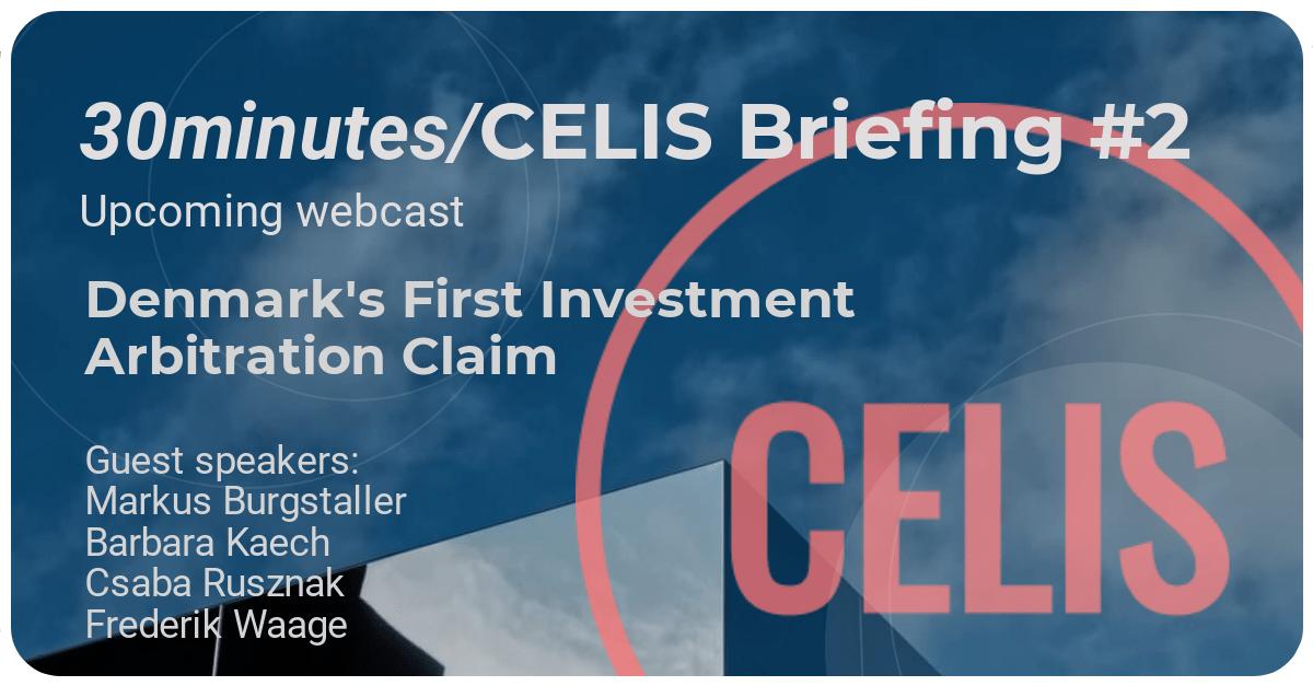 30minutes - CELIS Briefing #2-3